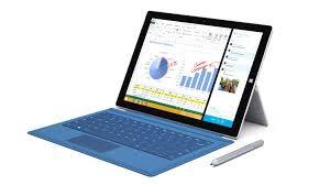Microsoft Surface Pro 3 Tablet Rental