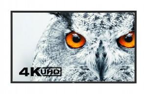 100″ NEC Ultra HD 4K LED Display Rental (98″ Viewable)