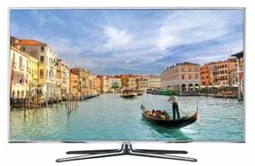 55″ LED Samsung Active 3D Smart TV Consumer Rental