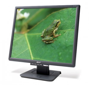 19″ LCD Acer Display Rental