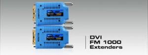 DVI over Fiber Transmitter/Receiver Extender Rental