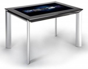 40″ 5-Pt Touch Samsung Surface Table Rental
