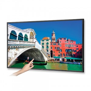 46″ NEC 10-PT Commercial Touch Display Rental
