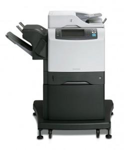 HP 4345 Digital Copier W/ Stapler, Sorter @45PPM Rental