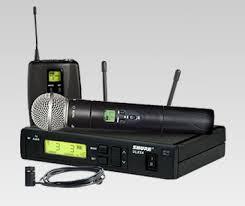 ULXP4 Analog eWireless UHF Combo Kit Rental