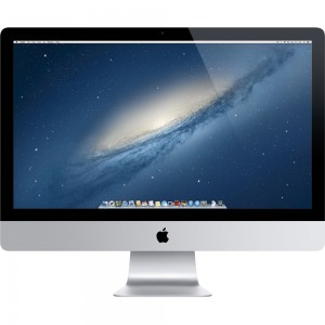 27″ Apple iMac Rental