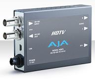 AJA HDP2 Mini HD-SDI/SDI to DVI-D Converter Rental