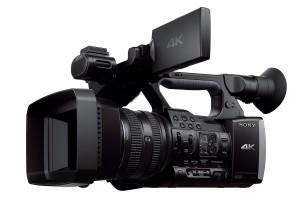 Sony Handheld  4K Camcorder Rental
