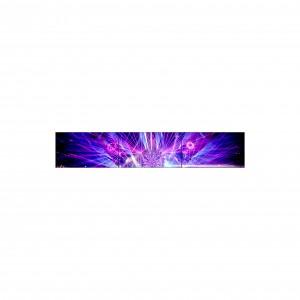 146″ 12.3′ W x 2.6′ H LED Touchscreen Video Wall Rental (Landscape)