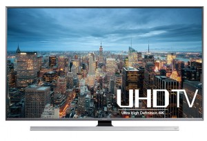 65″ Samsung Ultra HD 4K Active 3D Smart TV LED Display Rental