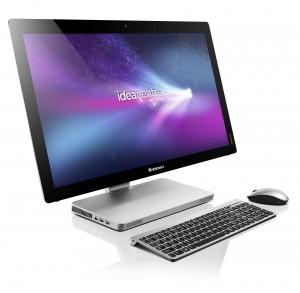 27″ Lenovo IdeaCentre A720 All-in-one Touchscreen  Desktop Rental