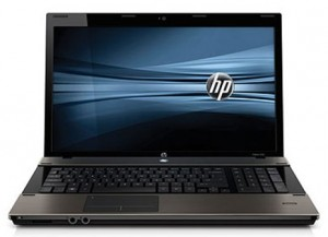 HP Probook 4720s Laptop Rental