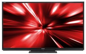 70″ LED Sharp Active 3D Smart TV Consumer Rental