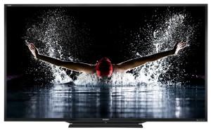 90″ LED AQUOS Active 3D Smart TV Consumer Rental