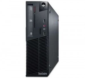 Lenovo ThinkCentre M72e SFF Desktop Rental