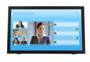 24″ LED Planar 10 PMT TouchScreen Display Rental