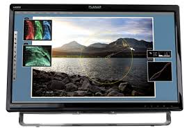24″ LCD Planar TouchScreen Display Rental