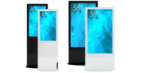 40″ | 58″ Innovate Digital Kiosk Rental