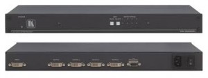 DVI 1X4 Kramer Distribution Amplifier Rental