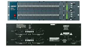 Graphic EQ – 2 Channel 31 Band Rental