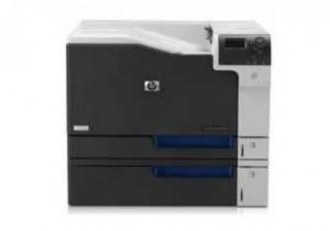 Color Laser Print HP CP5525 Printer Rental