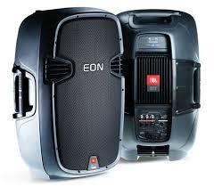 280 Watt Powered Speaker Rental