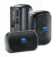 80 Watt Powered Speaker Rental