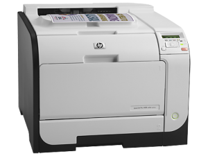 HP Color Laser M451NW @21PPM 10/100 Printer Rental