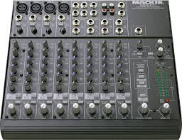 12 Channel Mixer Rental