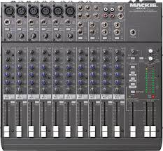 14 Channel Mixer Rental