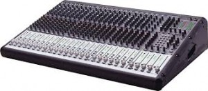 Mixer 24 Channel Rental