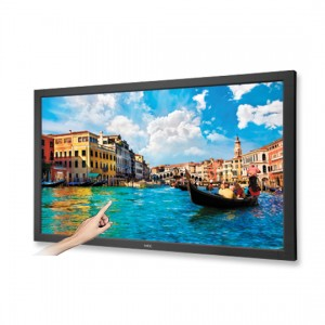 65″ NEC 10-PT Commercial Touch Display Rental