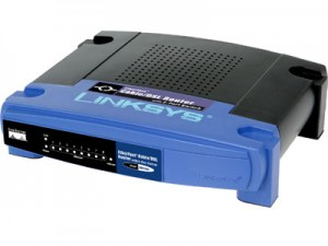 Router 4/8 Port Gigabit 10/100 Rental