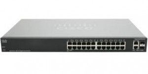 Managed Smart Switch 26 Port Rental