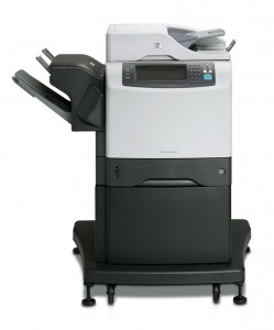 HP 4345 Digital Copier W/ Stapler, Sorter @45PPM Rental