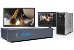 AJA Image Processing Rentals