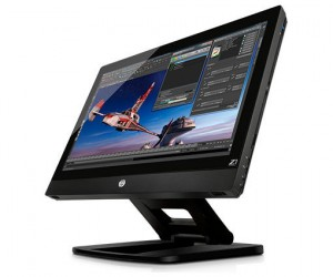 27″ HP Z1 All-in-one Touchscreen Desktop Rental