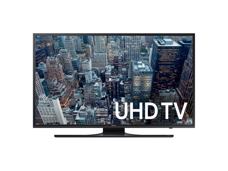 55 quot Samsung UHD 4K Active 3D Smart TV LED Display Rental