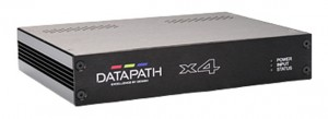 DataPath X4 Video Processor Rental