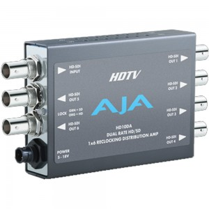 AJA HD5DA HD/SDI Digital Da Converter Rental