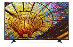 65″ LG Ultra HD 4K Smart LED TV Display Rental