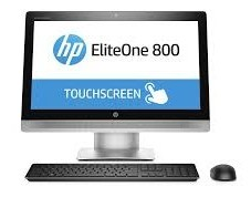 23″ HP EliteOne 800 i5 All-In-One Desktop Rental