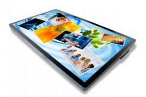 55″ 3M Projective Capacitive 60-PT Touchscreen Rental
