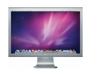 23″ Apple Cinema LCD Display Rental