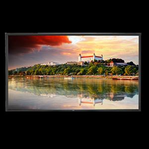 84″ NEC UHD 4K 10-PT Touch LED Display Rental