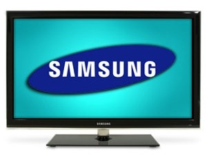 40″ LED Samsung TV Rental