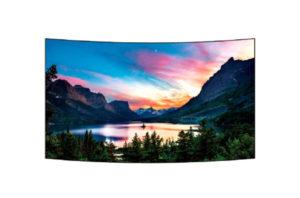 55″ OLED Flexible Display- Custom Curvature