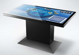 55″ Innovate Edge 4K 40-PT Touch Table
