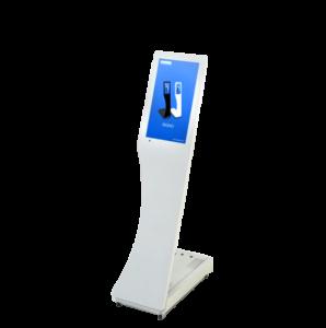 15.6″ 10-PT MT Innovate Portable Kiosk Rental