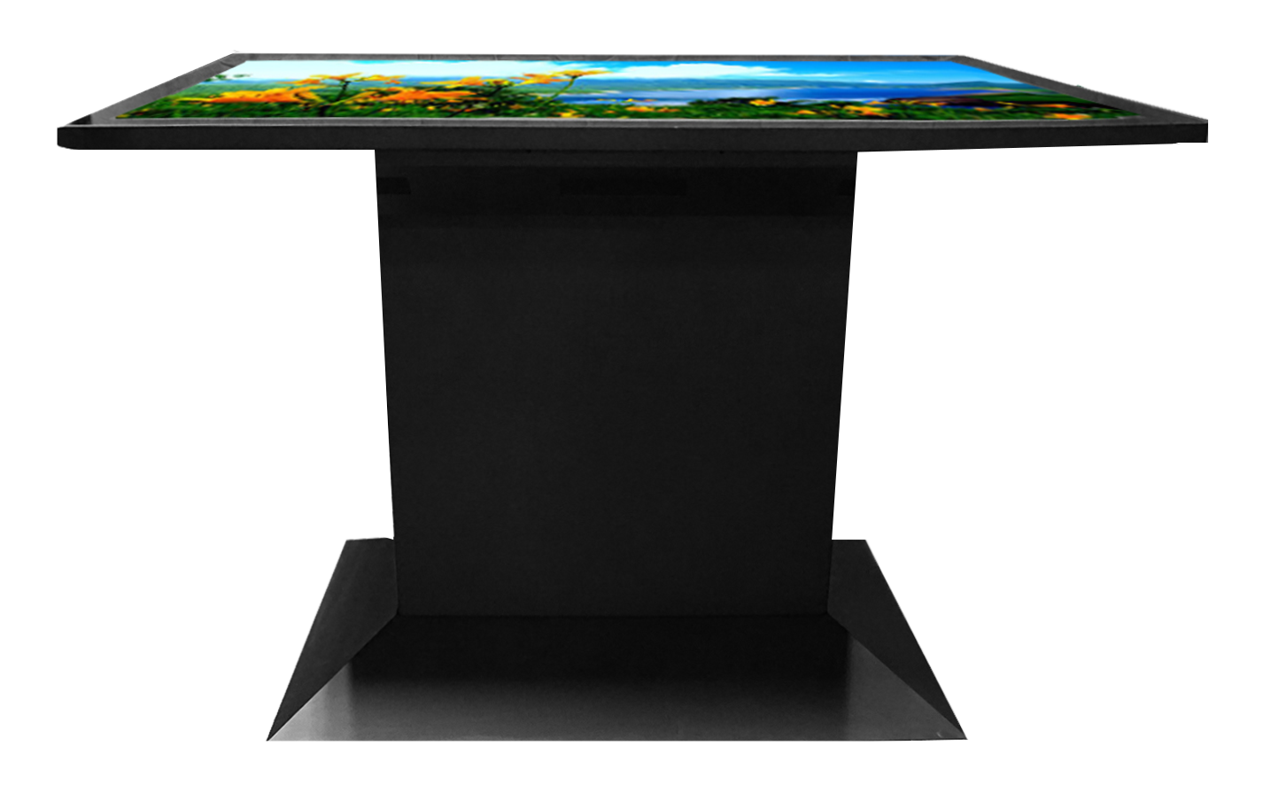 Samsung Commercial Displays >> Innovate Edge 2 60-Pt Touch Table Rental